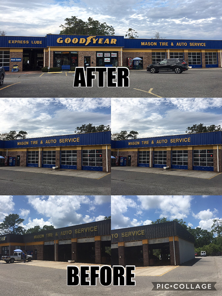 OLT Painting Commercial Exterior Goodyear