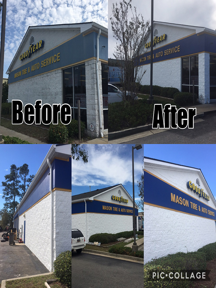 OLT Painting Commercial Exterior Goodyear3