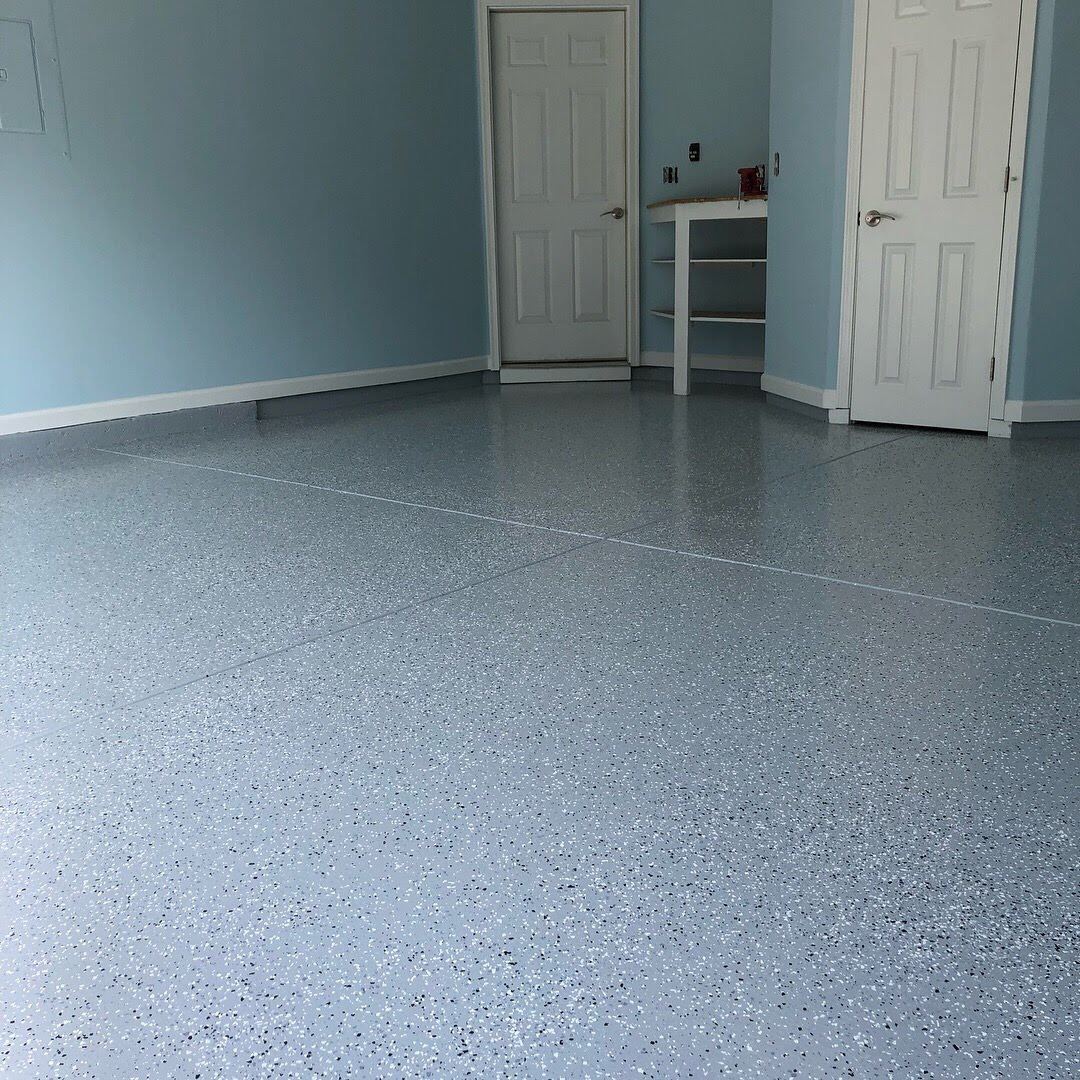 Epoxy Flooring By OLT Painting 2